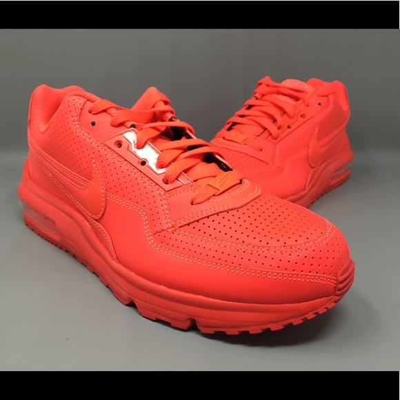new style b0985 38c38 Nike Air Max LTD 3 Crimson Mens Size 10.5 New